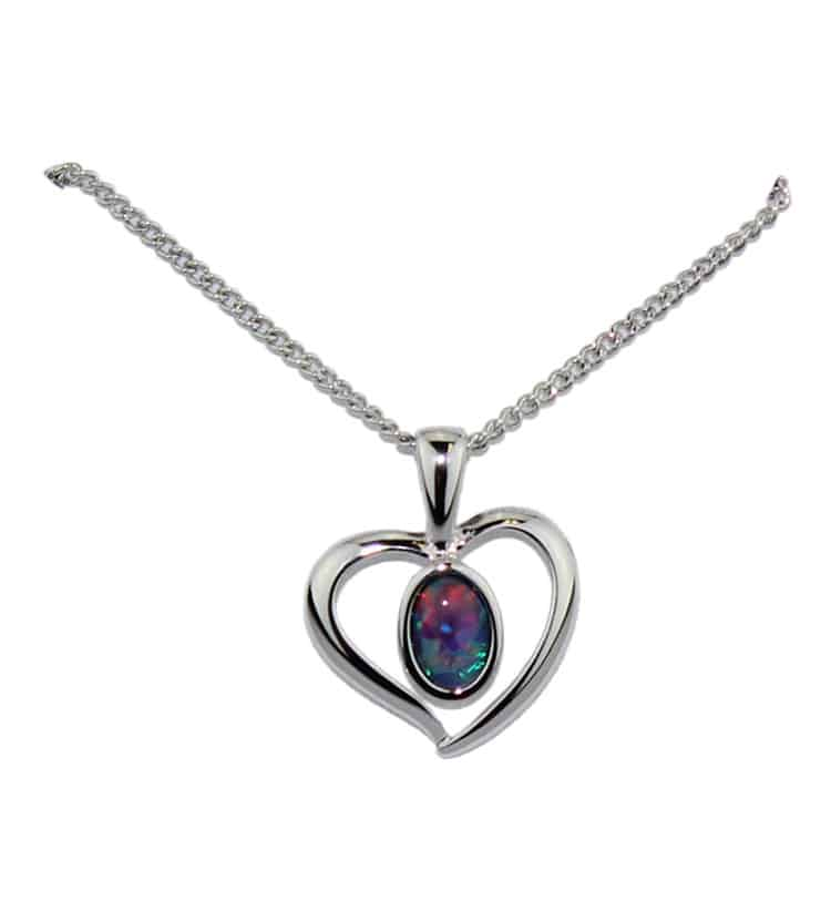 Opal Triplet Boxed Necklace 89689 on ladies wallets