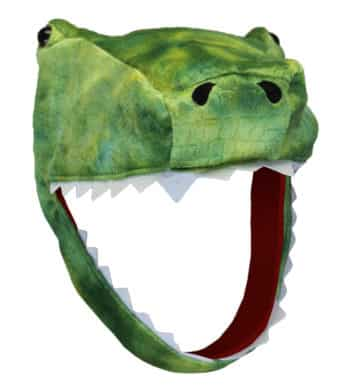 Crocodile Novelty Hat