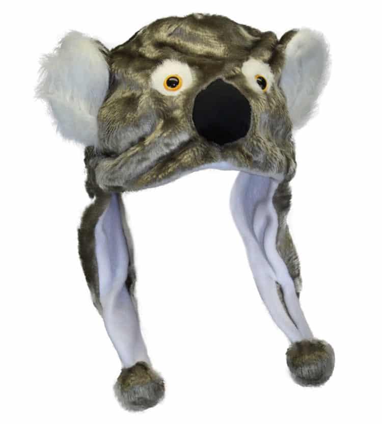 Koala Novelty Hat