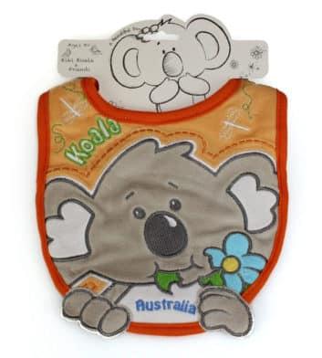 Koala Baby Bib