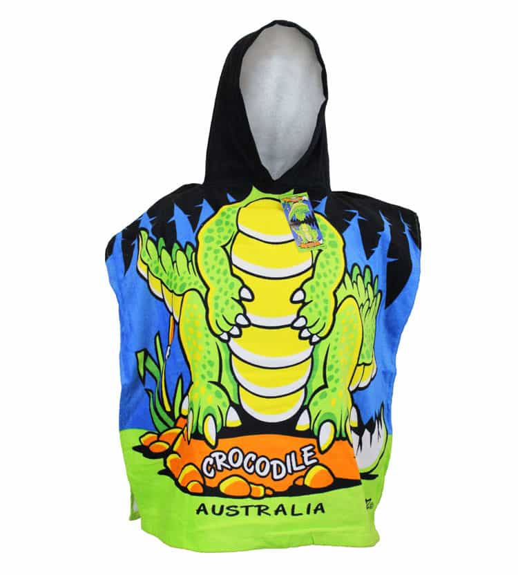 Gym Towel Adelaide: Crocodile Cape Towel