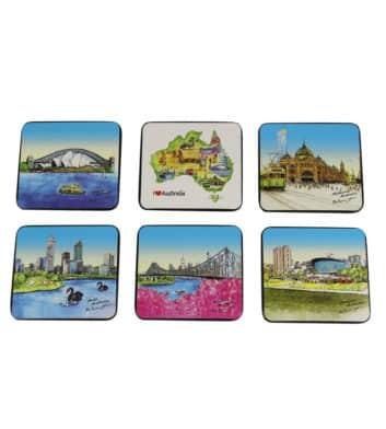Aussie Coasters