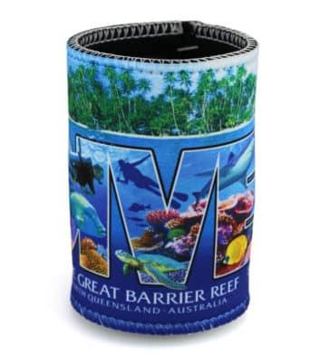 Great Barrier Reef Wetsuit Cooler