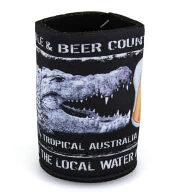 Crocodile Wetsuit Cooler