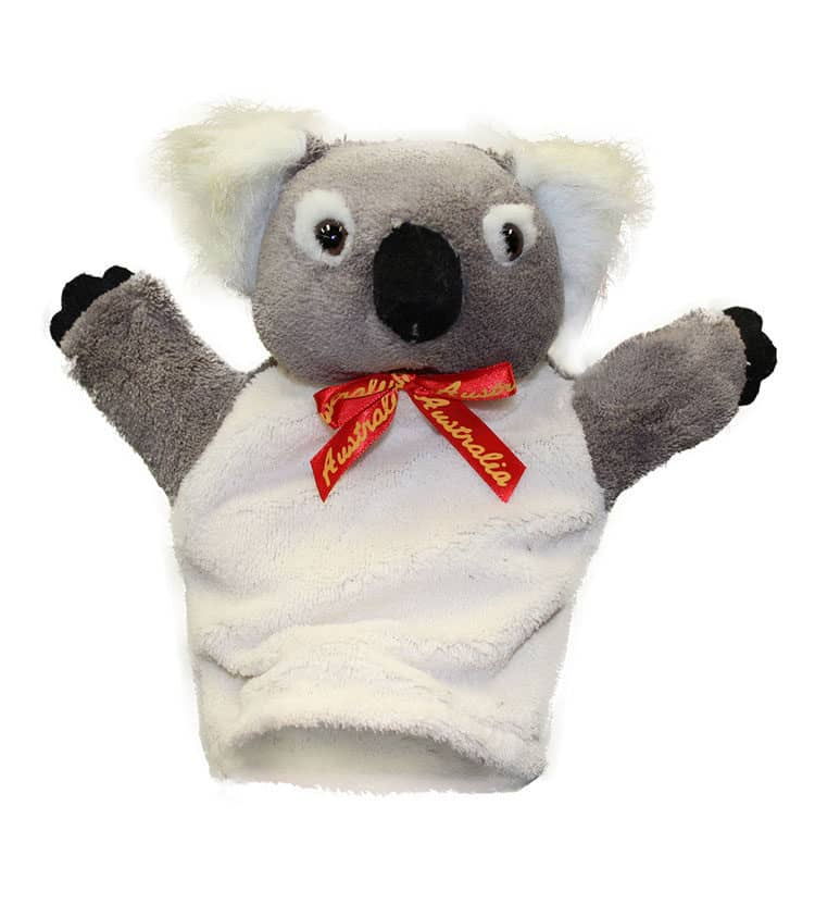 Puppet Koala