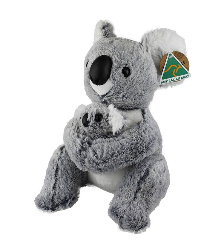 Koala & Baby Toy