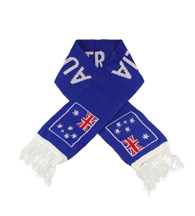 Australian Flag Scarf