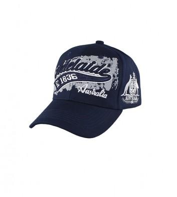 Navy Adelaide Cap