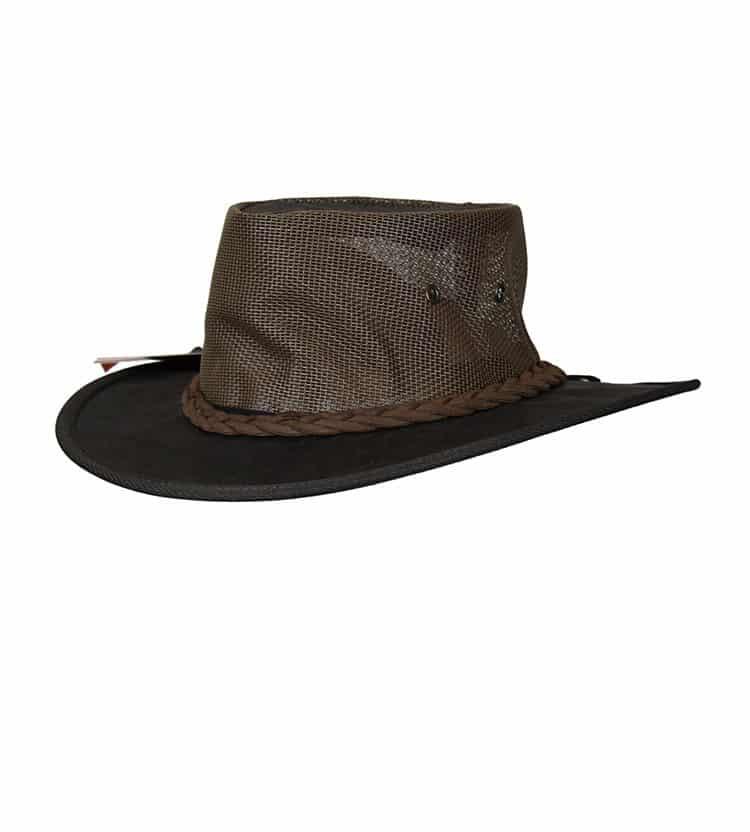 Kangaroo Leather Hat