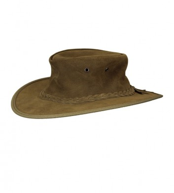 Barmah cattle leather hat