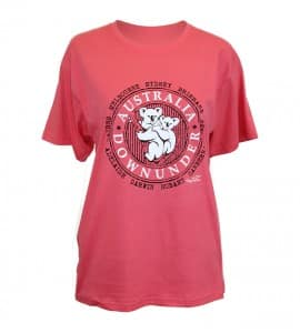 Pink Koala Shirt