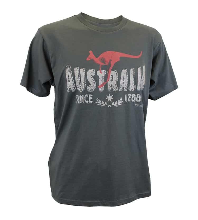 Kangaroo T Shirt Australia The Gift Souvenirs