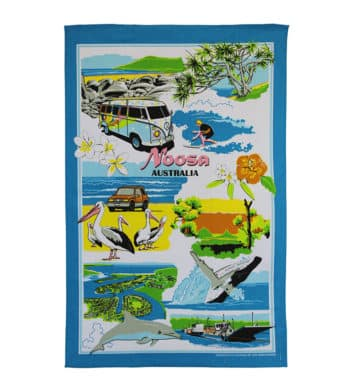 Noosa Tea Towel
