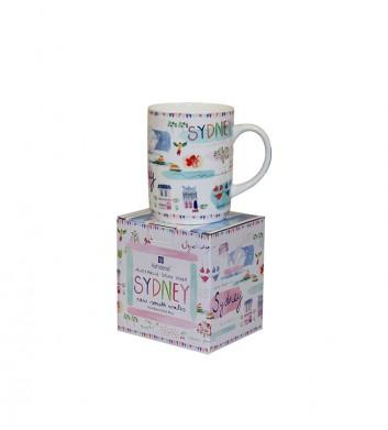 Sydney Boxed Mug