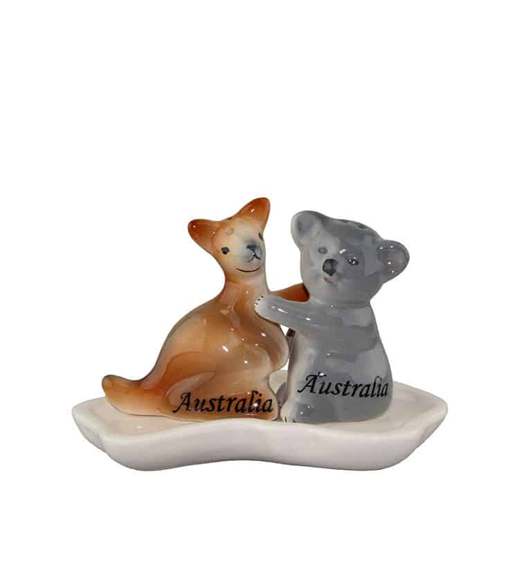Australia Salt & Pepper