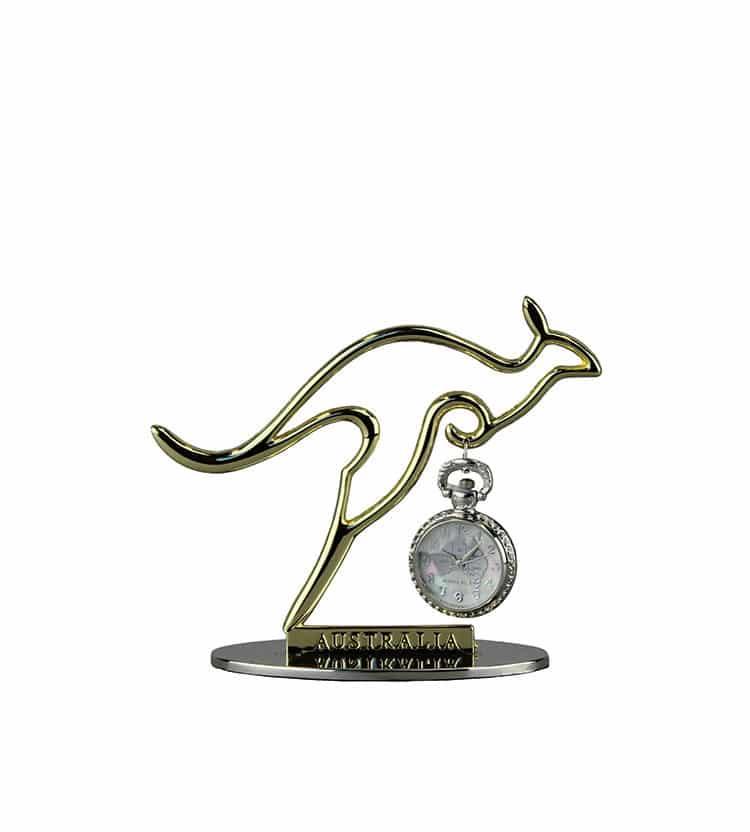 Kangaroo Clock