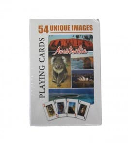 Australia Photo Playing Cards