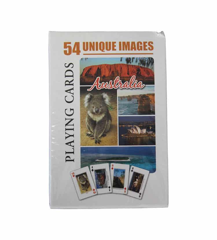 Australia Photo Playing Cards