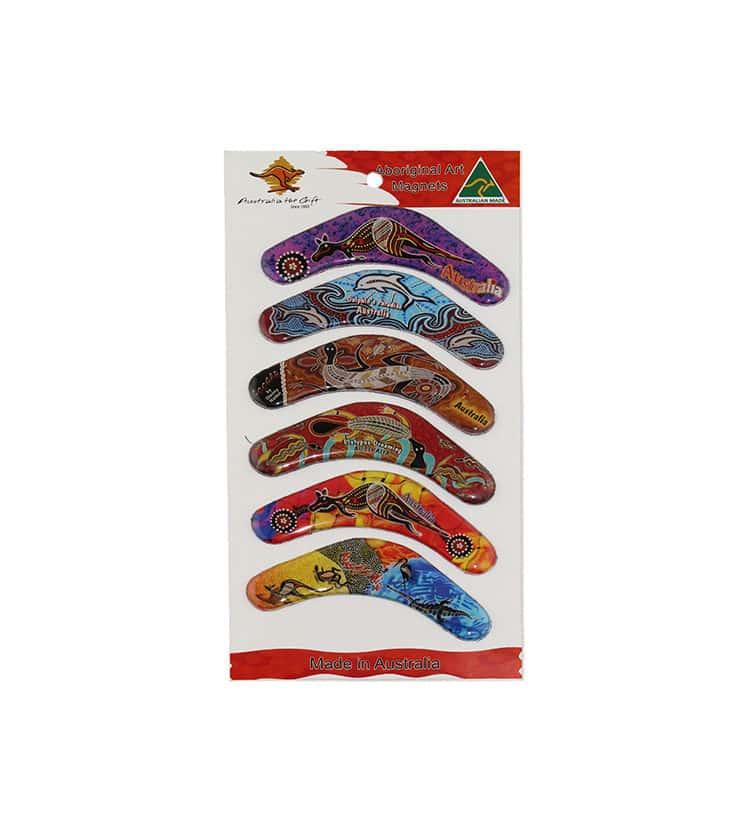 Boomerang Magnets