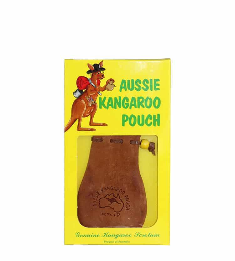 Boxed Kangaroo Scrotum