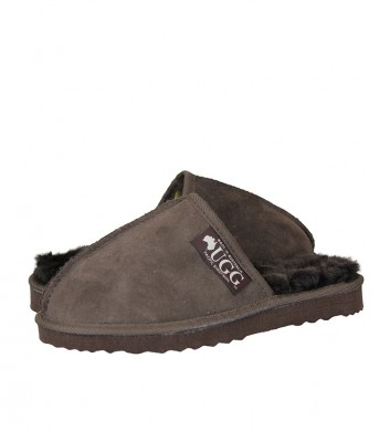 Ugg Slippers Chocolate