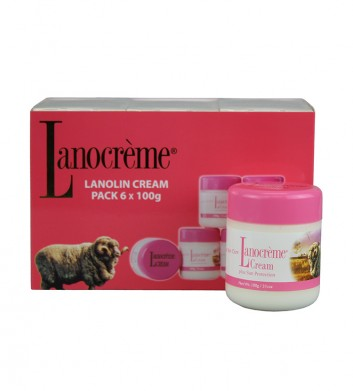 Lanocreme Lanolin Cream Bulk Pack