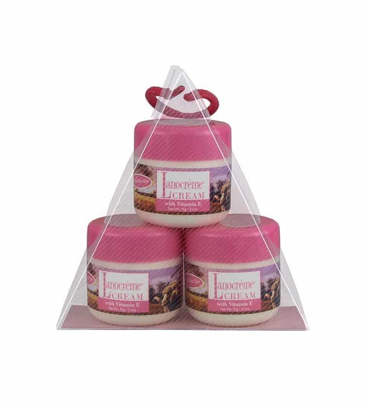 Lanocreme Lanolin Cream Gift Pack