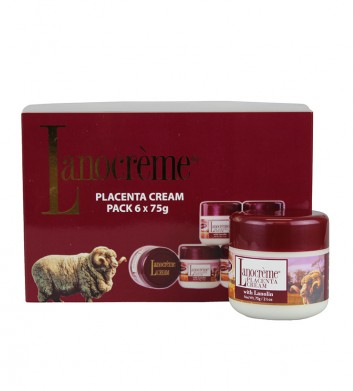 Lanocreme Placenta Cream Bulk Pack
