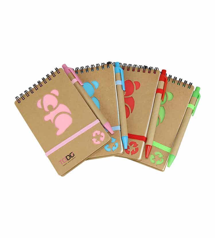 Koala Notebook & Pen