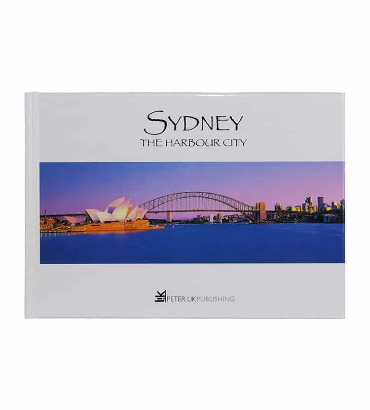 peter lik sydney coffee table book - australia the gift