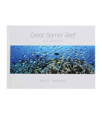 Peter Lik Great Barrier Reef Coffee Table Book