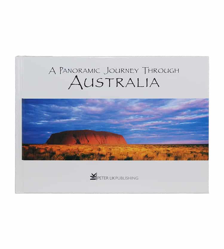 peter lik australia coffee table book - australia the gift