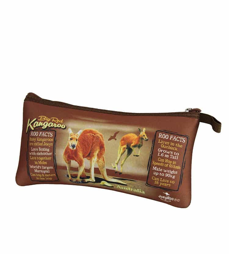 Kangaroo Pencil Case