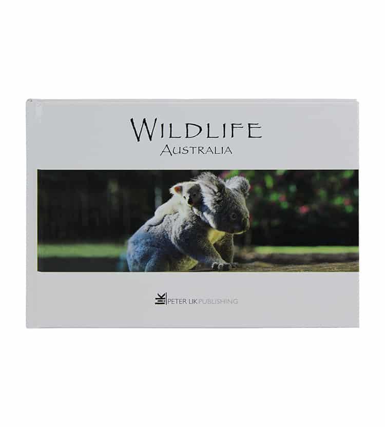 peter lik wildlife coffee table book - australia the gift