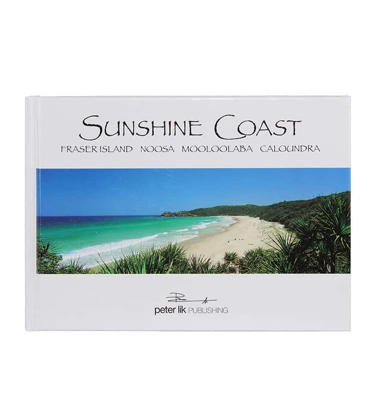 peter lik sunshine coast coffee table book - australia the gift