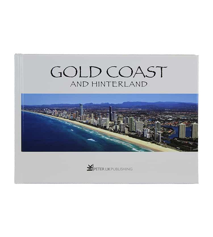 peter lik gold coast coffee table book - australia the gift