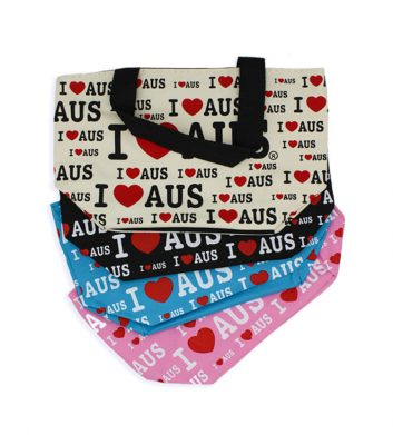 94008 I Love Aus Small Bag