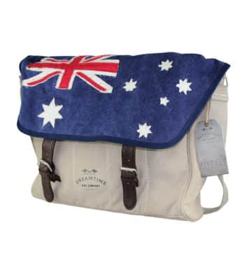 Australian Flag Canvas Bag