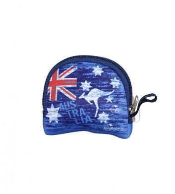 Australian Flag & Kangaroo