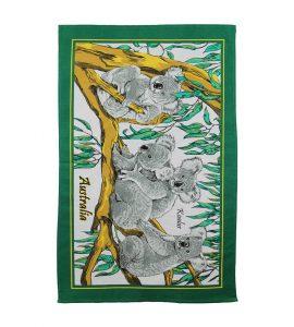 Koala Tea Towel