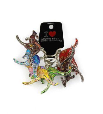 38403_Key-Rings-Kangaroo-6-pack