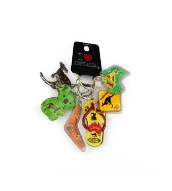 Australiana Mixed Keyrings