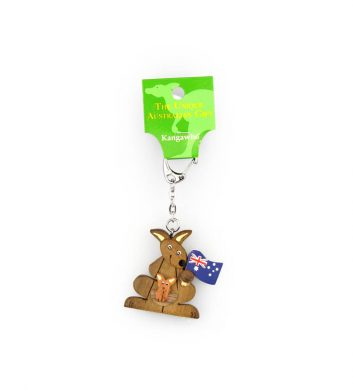 40002_Key-Ring-Kangaroo-Flag-Wood