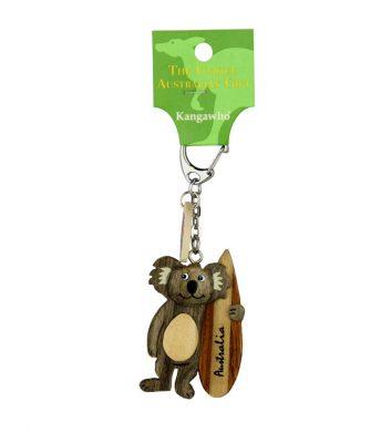 40353_Key-Ring-Koala-Surfboard-Wood