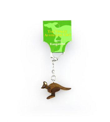 40575_Key-Ring-Mini-Kangaroo-Jumping-Wood