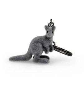 Soft Kangaroo Keyring