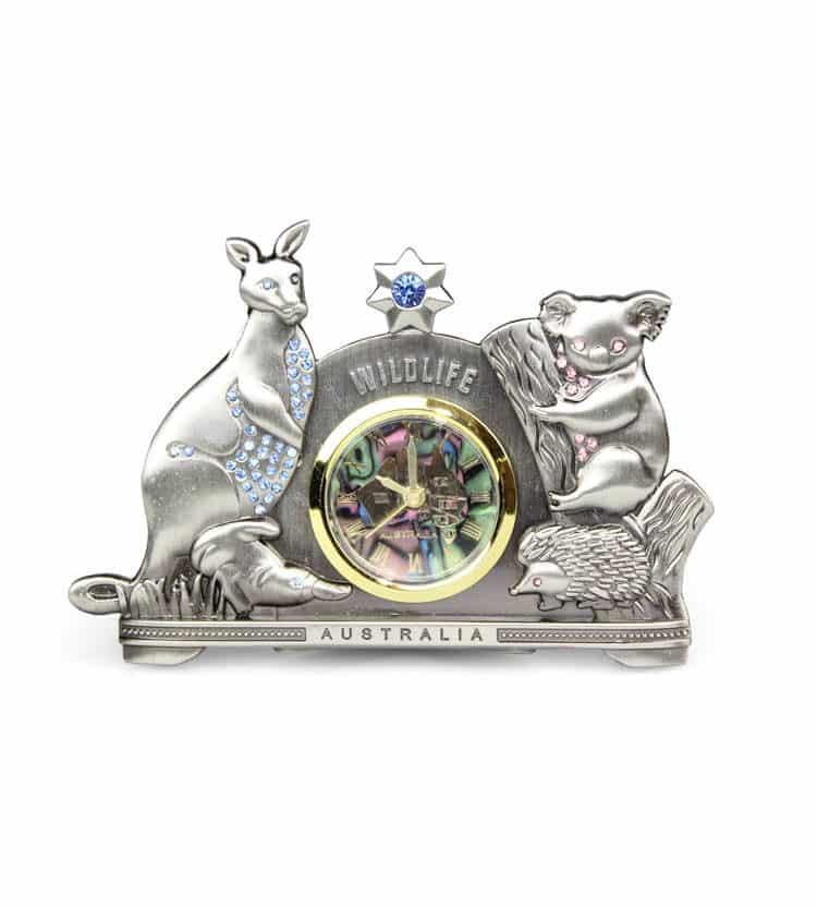 Koala & Kangaroo Clock