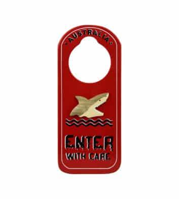 Shark Hanger