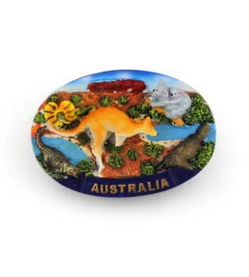 Australia Bush Magnet