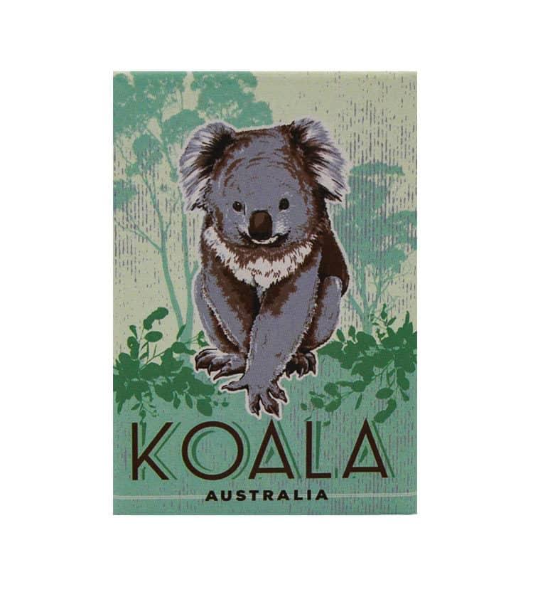 Koala Flat Magnet